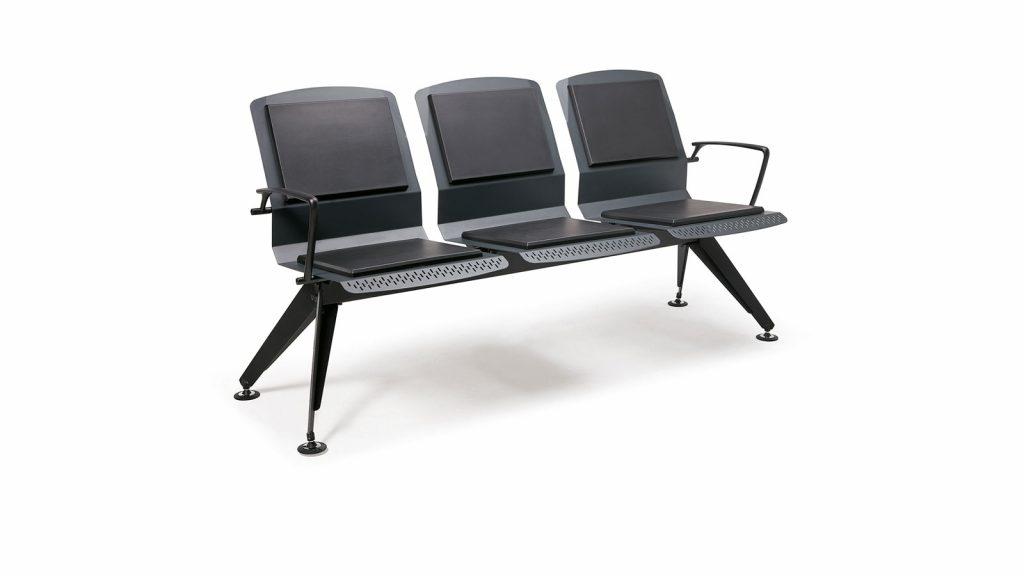 Airport Bekleme Koltuğu 3'lü